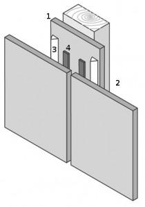 Klej do paneli fasadowych Simson Rockpanel Tack-S instrukcja 1